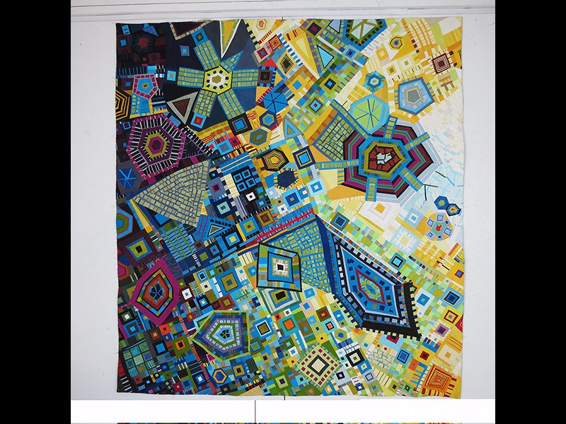 Art quilt elements 2018 art quilt elements for Quilt and craft show